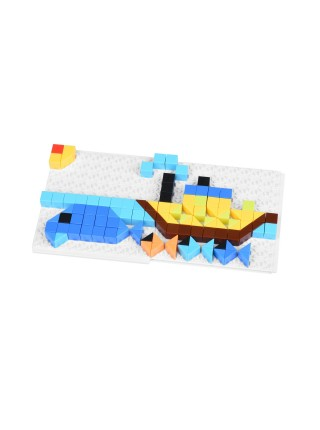 Пазл Same Toy Мозаїка Puzzle Art Traffic serias 222 ел. 5991-4Ut