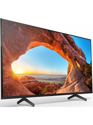 """Телевiзор 43"""" LED 4K Sony KD43X85TJR Smart, Android, Black"""