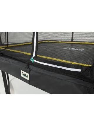 Батут Salta Comfort Edition прямокутний 214x305 см Black (5092A)