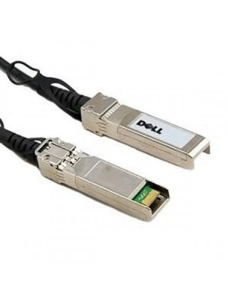 Кабель Dell Networking, Cable, QSFP+ to QSFP+, 40GbE Passive Copper DAC, 3 Meter - Kit