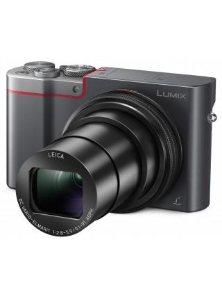 Цифрова фотокамера 4K Panasonic LUMIX DMC-TZ100EES Silver (DMC-TZ100EES)