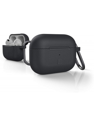 Чохол UAG [U] для Apple Airpods Pro DOT Silicone, Black (10251K314040)