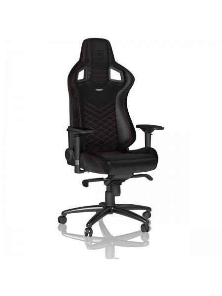 Крісло геймерське Noblechairs EPIC Black/Red (NBL-PU-RED-002)