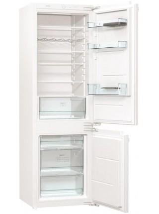 Вбуд. холодильник з мороз. камерою Gorenje RKI2181E1, 177х55х54см, 2 двері, 189( 71)л, А+, FrostLess