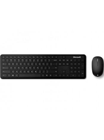 Microsoft Комплект Atom Desktop Bluetooth Black