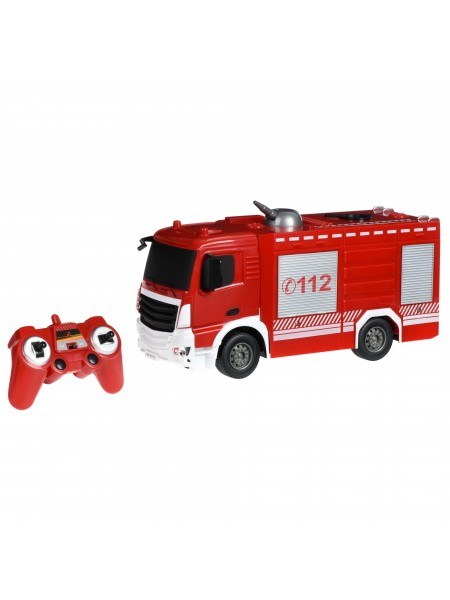 Машинка на р/к Same Toy Пожежна машина з распилювачем води E572-003