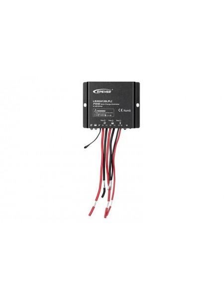 Контролер автономного освітлювання EPSOLAR LS2024120LPLI 20A,12/24V PWM Solar