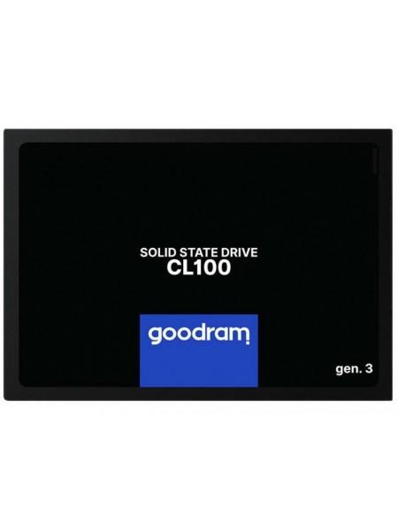 """Накопичувач 2.5"""" SSD 120GB Goodram SSDPR-CL100-120-G3"""