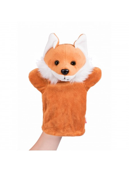 Лялька-рукавичка goki Лиса 51803G-2