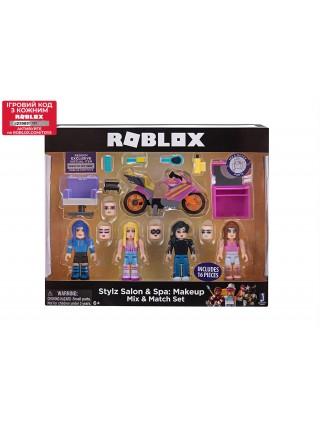 Набір Jazwares Roblox Mix &Match Set Stylz Salon: Makeup W2