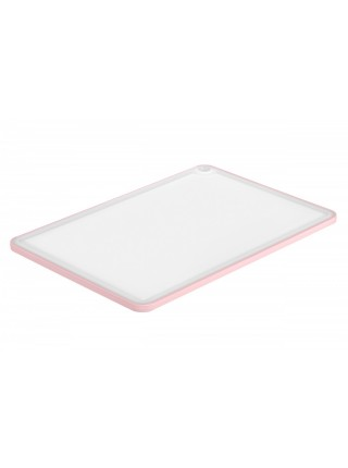 Дошка кухонна Ardesto Fresh, 205х290х7 мм, рожевий, пластик (AR1401PP)
