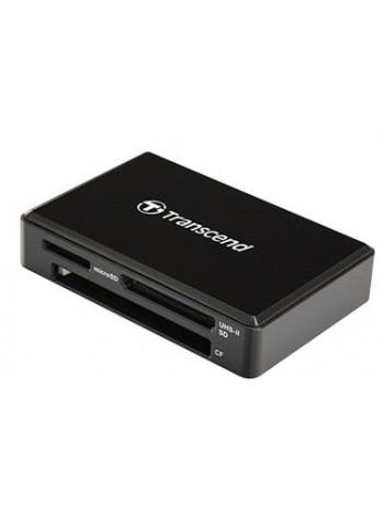 Transcend USB 3.1 UHS-II Multi Card Black