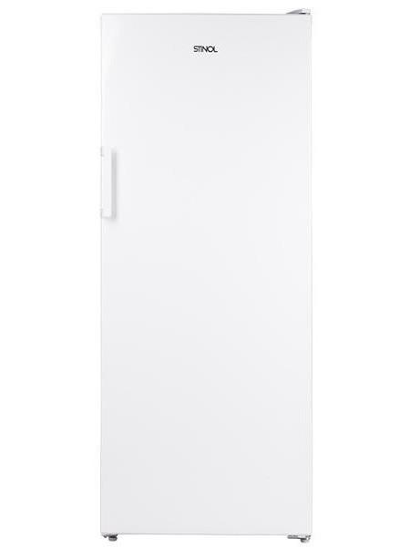 Морозильна камера STINOL STZ150FAUA, Висота - 155см,  204л, A+, NF, Механічне керування, Білий