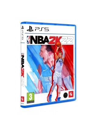 Програмний продукт на BD диску PS5 NBA 2K22 [Blu-Ray диск]