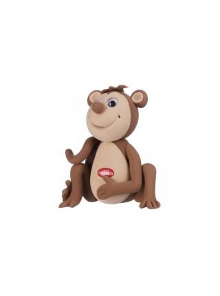Маса для ліплення Paulinda Super Dough Fun4one Мавпа (рухливі очі) PL-1566