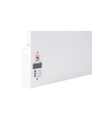 Металічна електронагрівальна панель з терморегулятором Sun Way SWRE-400