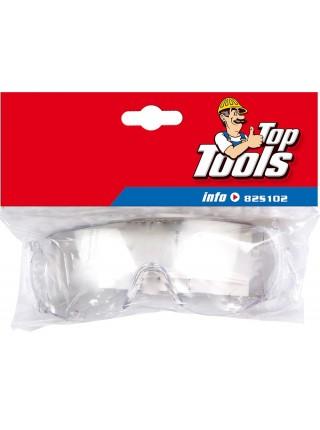 Окуляри захисні Top Tools 82S102 прозорі (82S102)