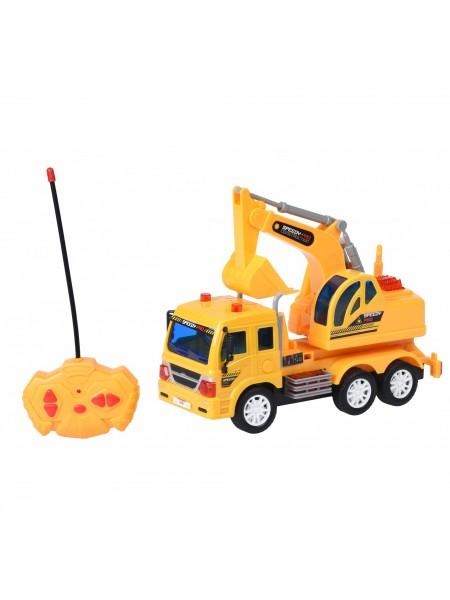 Машинка на р/у Same Toy CITY Вантажівка з ковшем F1601Ut