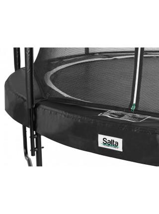 Батут Salta Premium Black Edition COMBO круглий 213 см 552 (552SA)