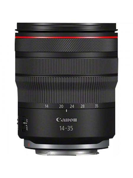 Об`єктив Canon RF 14-35mm f/4 L IS USM