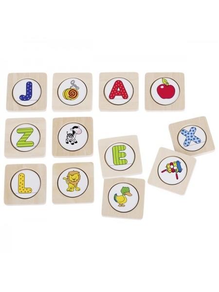 Розвиваюча гра goki Вивчення алфавіту 56719G