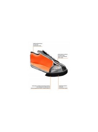 Черевики робочі NEO, SВ, сталевий підносок, р.42(28см) (82-113)