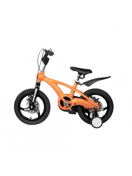 Дитячий велосипед Miqilong YD Помаранчевий 14` MQL-YD14-orange