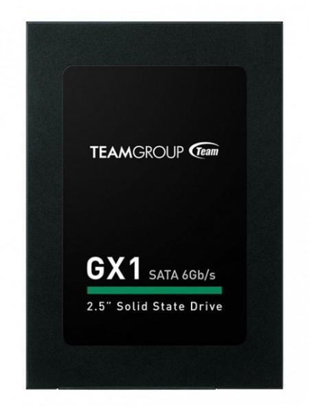 "Накопичувач 2.5"" SSD 240GB GX1 SATA 3.0 TEAM GROUP T253X1240G0C101"
