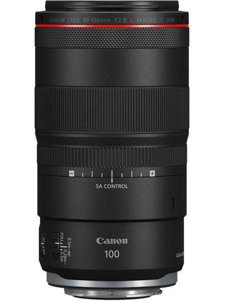 Об`єктив Canon RF 100mm F2.8L MACRO IS USM