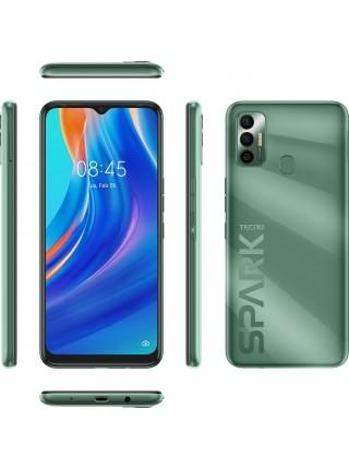 Смартфон TECNO Spark 7 (KF6n) 4/128Gb NFC Dual SIM Spruce Green