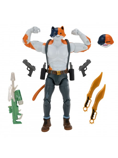 Колекційна фігурка Jazwares Fortnite Legendary Series Oversized Figure Meowscles