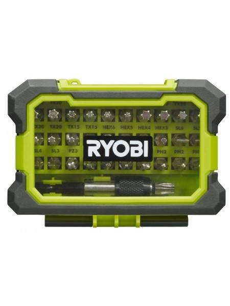 Набір біт Ryobi RAK32MSD, 32ед., швидкозйомний тримач 60мм