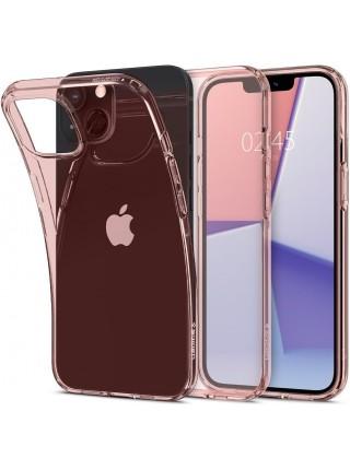 Чохол Spigen для Apple iPhone 13 Crystal Flex, Rose Crystal