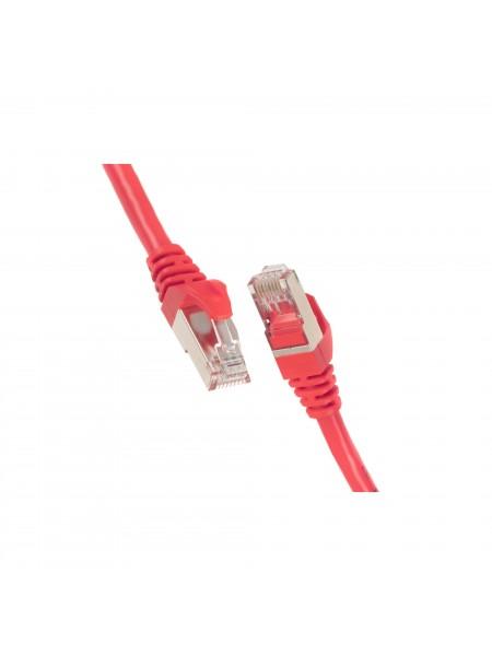 Патч-корд 2E Cat 6,UTP,RJ45, 26AWG ,7/0.16 Cu, 1.00 m, PVC,Red