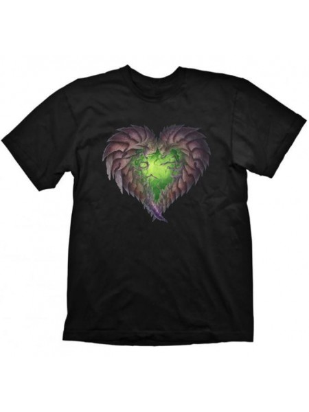 """Футболка Starcraft II """"Zerg Heart"""", розмір S"""