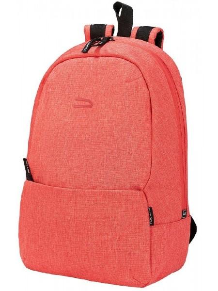 """Рюкзак Tucano Ted 14"""", кораловий"""