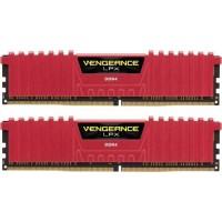 Модуль пам'яті Vengeance LPX Red 16GB DDR4 2400Mh Corsair CMK16GX4M2A2400C16R