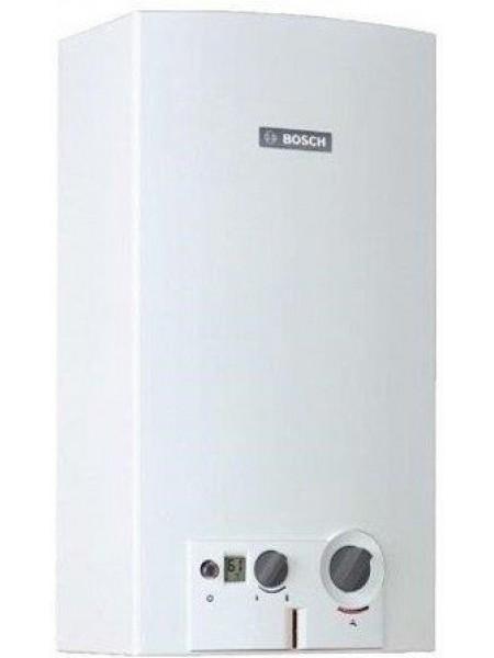 Газова колонка Bosch WRD 15-2 G, 15 л/хв., 26,2 кВт, дисплей, рег. потужн., гідро-турбіна