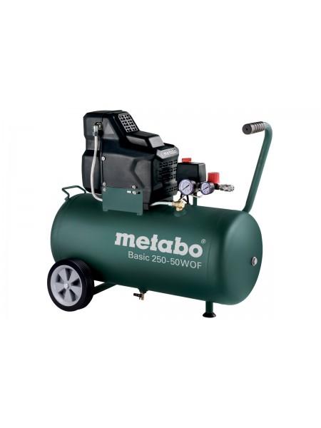 Компресор Metabo Basic250-50W OFбезмасляний (601535000)