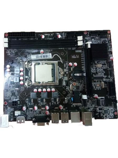 Материнська плата AFOX IH55-MA6 s1156, H55, 2xDDR3 1xPCIe16, HDMI-VGA, USB2.0, mATX