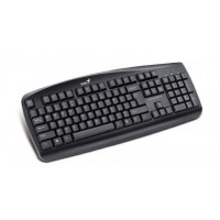 Клавиатура проводная Genius RS KB-110X (31300711107)