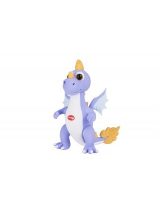 Маса для ліплення Paulinda Super Dough Cool Dragon Дракон фіолетовий PL-081378-18