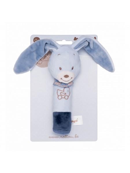Nattou Брязкальце що шарудить кролик Бібу 321105