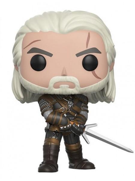 Фігурка Funko POP! Vinyl: Games: Witcher: Geralt 12134