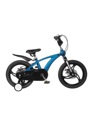 Дитячий велосипед Miqilong YD Синій 16` MQL-YD16-blue