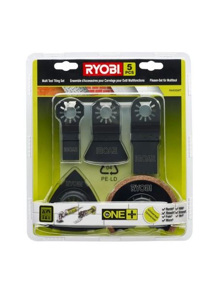 Набір лез Ryobi для багатофункціонального інструменту RAK05MT