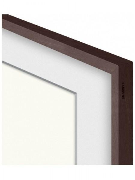 """Рамка для телевiзора 65"""" Samsung The Frame VG-SCFA65BWBRU Dark Brown (Темно коричневий)"""