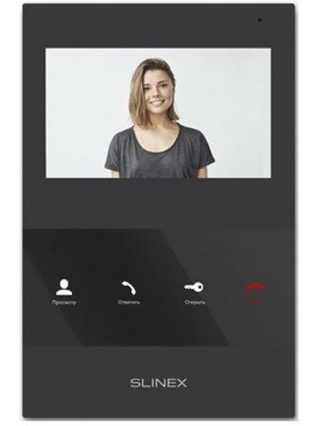 Відеодомофон Slinex SQ-04M чорний