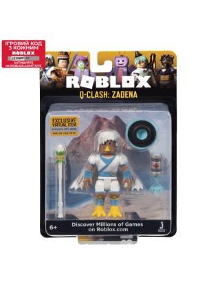 Ігрова колекційна фігурка Jazwares Roblox Core Figures Q-Clash: Zadena W5