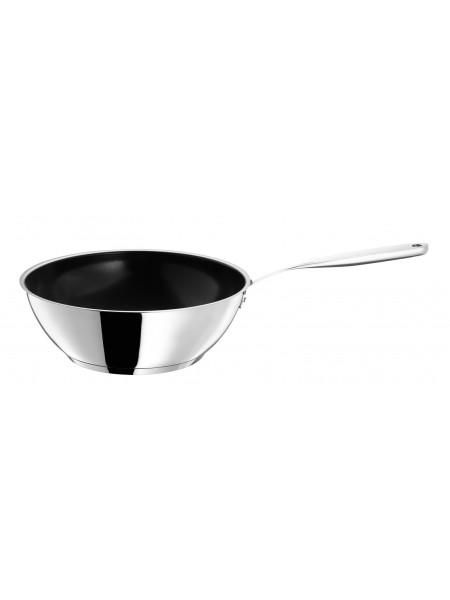 Сковорода ВОК Fiskars All Steel 28 см/4,5 л (1023763)